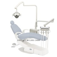 Spirit 1510 Dental Delivery System with 1800 Dental Light