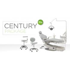 Pelton & Crane Century Ellipse Package w/ Stools