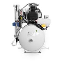 BaseVac Oil Free Compressor (3 user)