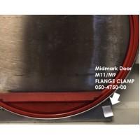 Midmark Door M11/M9 FLANGE CLAMP