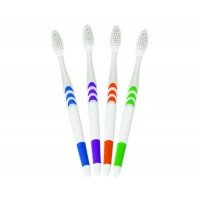 Tess Oral Health - 11955 NEW DISPOSABLE XYLITOL PRE-PASTED TOOTHBRUSH