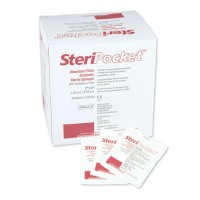 Steripockets 2x2, POLY/RAYON SPONGES - 300/box
