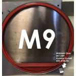 Midmark OEM M9 DOOR & DAM GASKET KIT / NEW