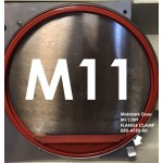 Midmark OEM M11 DOOR & DAM GASKET KIT