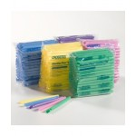 MaxVac Plus Combo Tip Evacutors - Assorted Colors - 1000/case