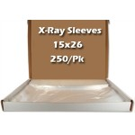 "Xray Sleeves 15"" x 26"" 250/bx. - MARK3"