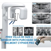 Belmont Cypher Pro - Includes Free Villa Size 2 Sensor- Limited Time Offer