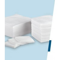 TIDI Gauze Sponge White Cotton Gauze 2in x 2in 200ea x 25sl 5,000 per Case