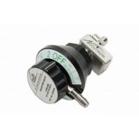 Oxygen Liter-Flow Selector Valve with Bracket 35015