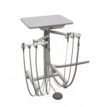 BDS A-3150 3 Handpiece Automatic Cart
