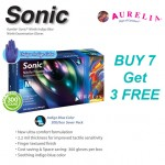 Sonic Nitrile Powder-Free Examination Gloves