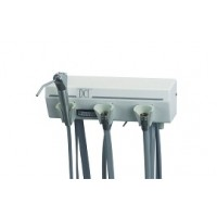 Alternative Cabinet or Wall Mount Manual Control, 1 Wet & 1 Dry