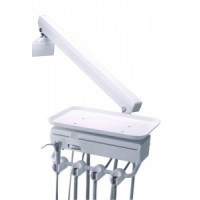Alternative Arm Mounted Automatic Control for 3 HP w/Tray & White Flex Arm