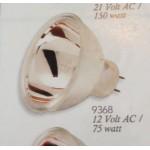 Light Bulb, 12 VAC 75 Watt