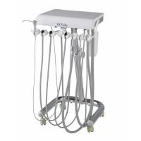 Series IV Automatic Control Cart for 3 HP w/Premium Vacuum