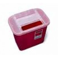 2 Gallon Sharps Containers, 20/case