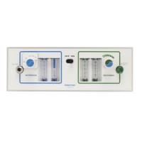 Porter MXR-1 Cabinet-Mounted Flowmeter