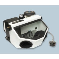 Vaniman Sandstorm Professional,(self contained blaster & filter fan),single tank