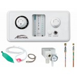 Accutron Ultra PC percent Cabinet Mount Pkg. H (includes Remote Flow System & mounting hardware)