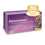 Aurelia Dimensions Fitted Exam Gloves