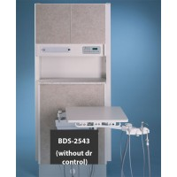 Belmont BDS-2543 Left - Right Assistant Delivery with Worksurface