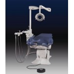 Belmont BDU-520  Cuspidor and Post Mounted  Utility (PMU) with Telescoping  Assistant Instruments