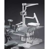 Belmont EDS-0510 ECO-Sys Over-the-patient Doctor's and Hygiene Delivery Systems with Bel-50 Chair