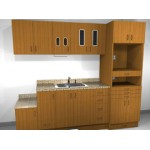 Belmont X-Calibur D-96 Cabinetry