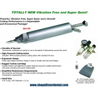 Buffalo Dental No. 220 Air Turbine Complete System