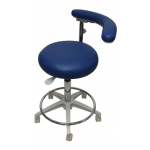 Crown Seating Keystone Assistant Stool
