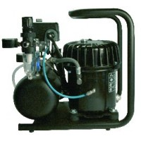 DCI P050, P-Series Portable Lubricated Air Compressors, 1 user