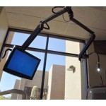 Capsera Light and Monitor Combo Mount