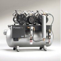 Midmark P32 PowerAir Oil-Less Air Compressors