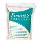 Richmond FoamEZ Mirror Wipes, 200 per bag, 10 bags