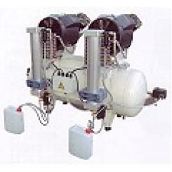 Silentaire Oil-less Air Compressor DA 3 Tandem