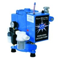 Tech West Whirlwind Liquid Ring Vacuum Pump VPL2SS 2-user