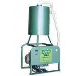 Tech West EcoVac Dry Vacuum - 2-3 user