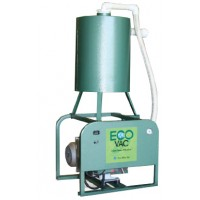 Tech West EcoVac Dry Vacuum - 10-14 user