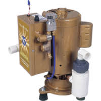 Tech West Whirlwind Liquid Ring Vacuum Pump VPLG5SS