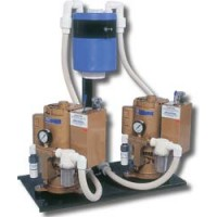 Tech West Whirlwind Liquid Ring Vacuum Pump VPLG10D2R with Recycler