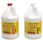Velopex 2 Gal Fixer 2 Developer